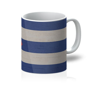 Cuba Stone Wall Flag Mug Homeware Flagdesignproducts.com