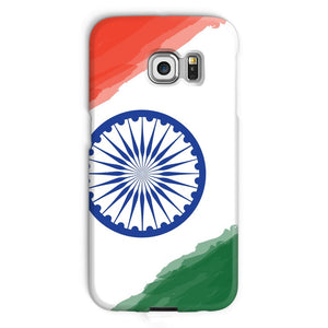 Watercolor India Flag Phone Case & Tablet Cases Flagdesignproducts.com