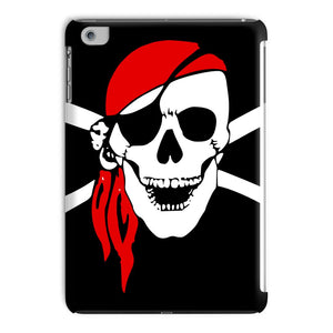 Bones And Skull Pirate Flag Tablet Case Phone & Cases Flagdesignproducts.com