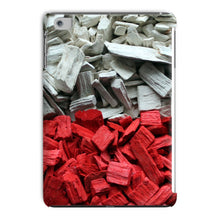 Poland Wood Chips Flag Tablet Case Phone & Cases Flagdesignproducts.com