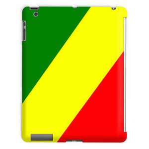 Flag Of The Rep Congo Tablet Case Phone & Cases Flagdesignproducts.com