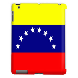 Flag Of Venezuela Tablet Case Phone & Cases Flagdesignproducts.com