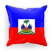 Flag Of Haiti Cushion Homeware Flagdesignproducts.com