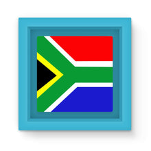Flag Of South Africa Magnet Frame Homeware Flagdesignproducts.com