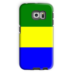 Flag Of Gabon Phone Case & Tablet Cases Flagdesignproducts.com