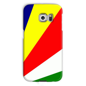 Flag Of Seychelles Phone Case & Tablet Cases Flagdesignproducts.com