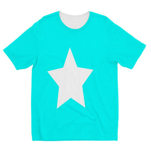Flag Of Somalia Kids Sublimation T-Shirt Apparel Flagdesignproducts.com