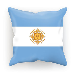 Argentina Flag Cushion Homeware Flagdesignproducts.com