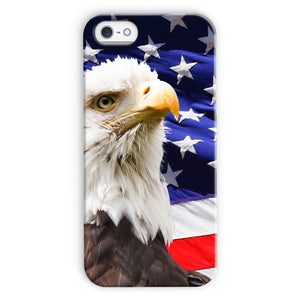 American Eagle And Usa Flag Phone Case & Tablet Cases Flagdesignproducts.com