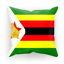 Flag Of Zimbabwe Cushion Homeware Flagdesignproducts.com