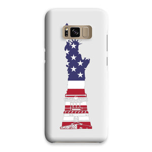 Usa Flag State Of Liberty Phone Case & Tablet Cases Flagdesignproducts.com