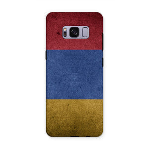 Grunge Armenia Flag Phone Case & Tablet Cases Flagdesignproducts.com