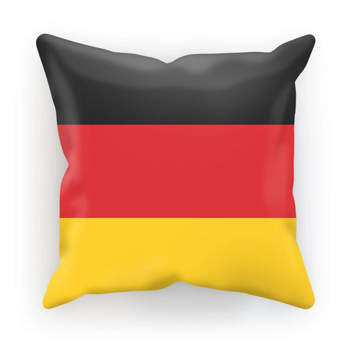 Basic Flag Of Germany Cushion Homeware Flagdesignproducts.com