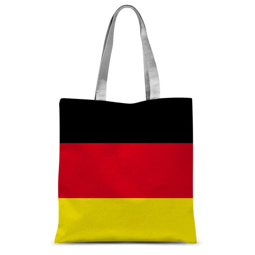 Deutsche Flagge Sublimation Tote Bag Accessories Flagdesignproducts.com