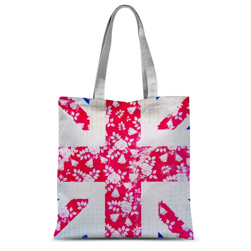 Bling Bling United Kindom Sublimation Tote Bag Accessories Flagdesignproducts.com