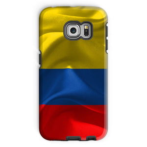 Waving Fabric National Flag Phone Case & Tablet Cases Flagdesignproducts.com