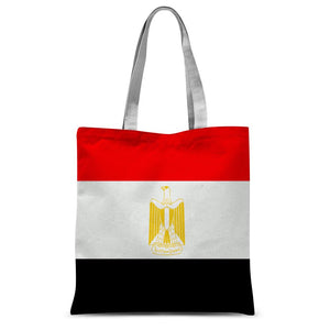Flag Of Egypt Sublimation Tote Bag Accessories Flagdesignproducts.com