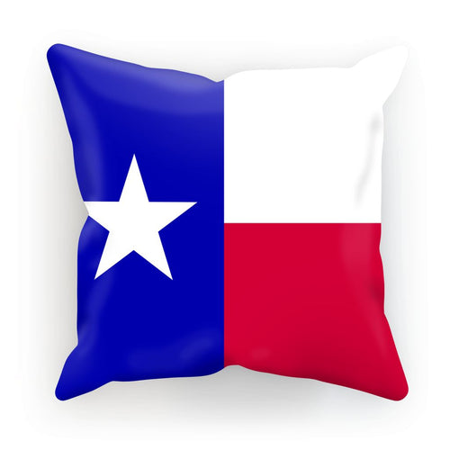 Basic Texas Flag Cushion Homeware Flagdesignproducts.com