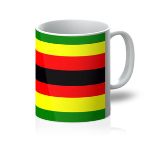 Flag Of Zimbabwe Mug Homeware Flagdesignproducts.com