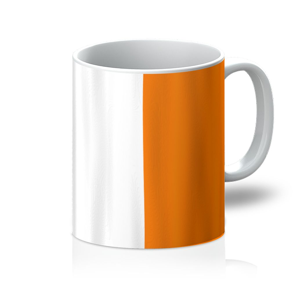 Waving Ireland Flag Mug Homeware Flagdesignproducts.com