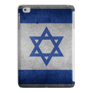 Grunge Isreal Flag Tablet Case Phone & Cases Flagdesignproducts.com