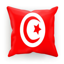 Flag Of Tunisia Cushion Homeware Flagdesignproducts.com