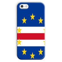 Flag Of Cape Verde Phone Case & Tablet Cases Flagdesignproducts.com