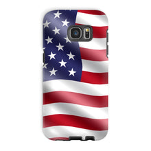 Waving United States Flag Phone Case & Tablet Cases Flagdesignproducts.com