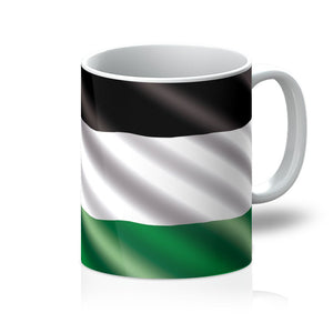 Waving Palestina Flag Mug Homeware Flagdesignproducts.com