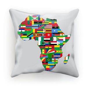 Africa Countries Flag Cushion Homeware Flagdesignproducts.com