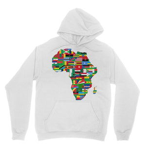 Africa Countries Flag Heavy Blend Hooded Sweatshirt Apparel Flagdesignproducts.com