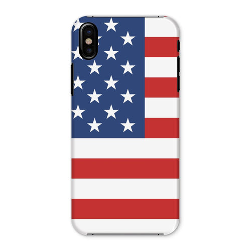 Basic America Flag Phone Case & Tablet Cases Flagdesignproducts.com