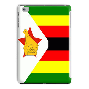 Flag Of Zimbabwe Tablet Case Phone & Cases Flagdesignproducts.com