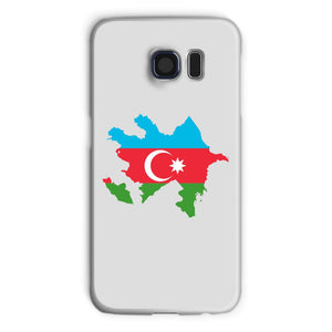 Azerbaijan Continent Flag Phone Case & Tablet Cases Flagdesignproducts.com