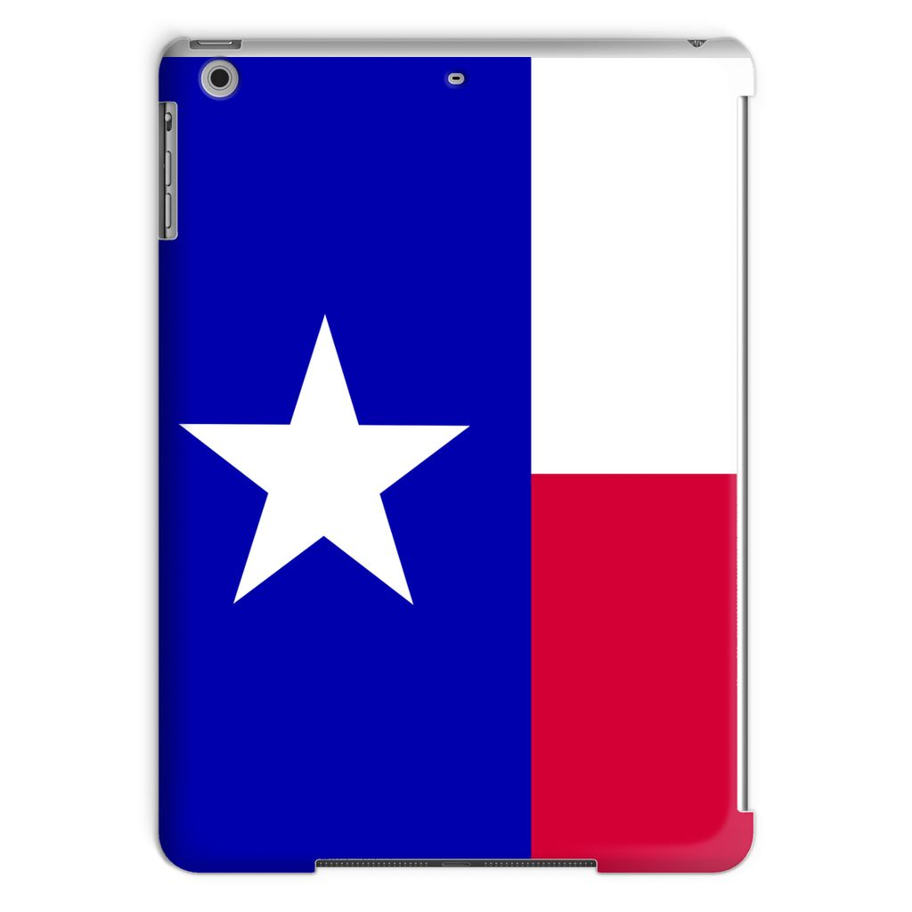Basic Texas Flag Tablet Case Phone & Cases Flagdesignproducts.com