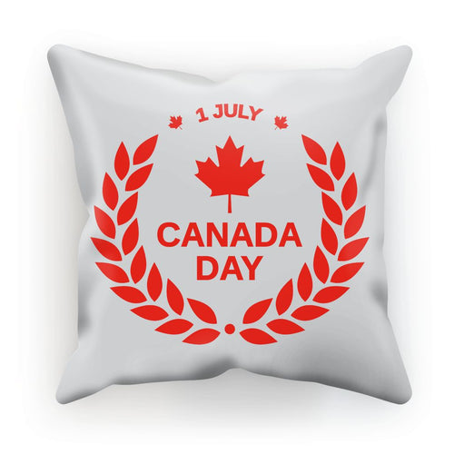 Canada Day Maple Leaf Flag Cushion Homeware Flagdesignproducts.com