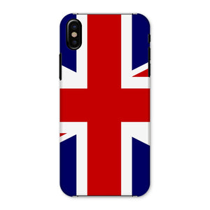 Basic United Kingdom Flag Phone Case & Tablet Cases Flagdesignproducts.com