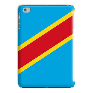 Flag Republic Of Congo Tablet Case Phone & Cases Flagdesignproducts.com