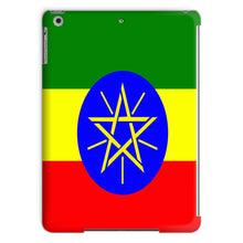 Flag Of Ethiopia Tablet Case Phone & Cases Flagdesignproducts.com