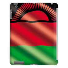Waving Malawi Flag Tablet Case Phone & Cases Flagdesignproducts.com