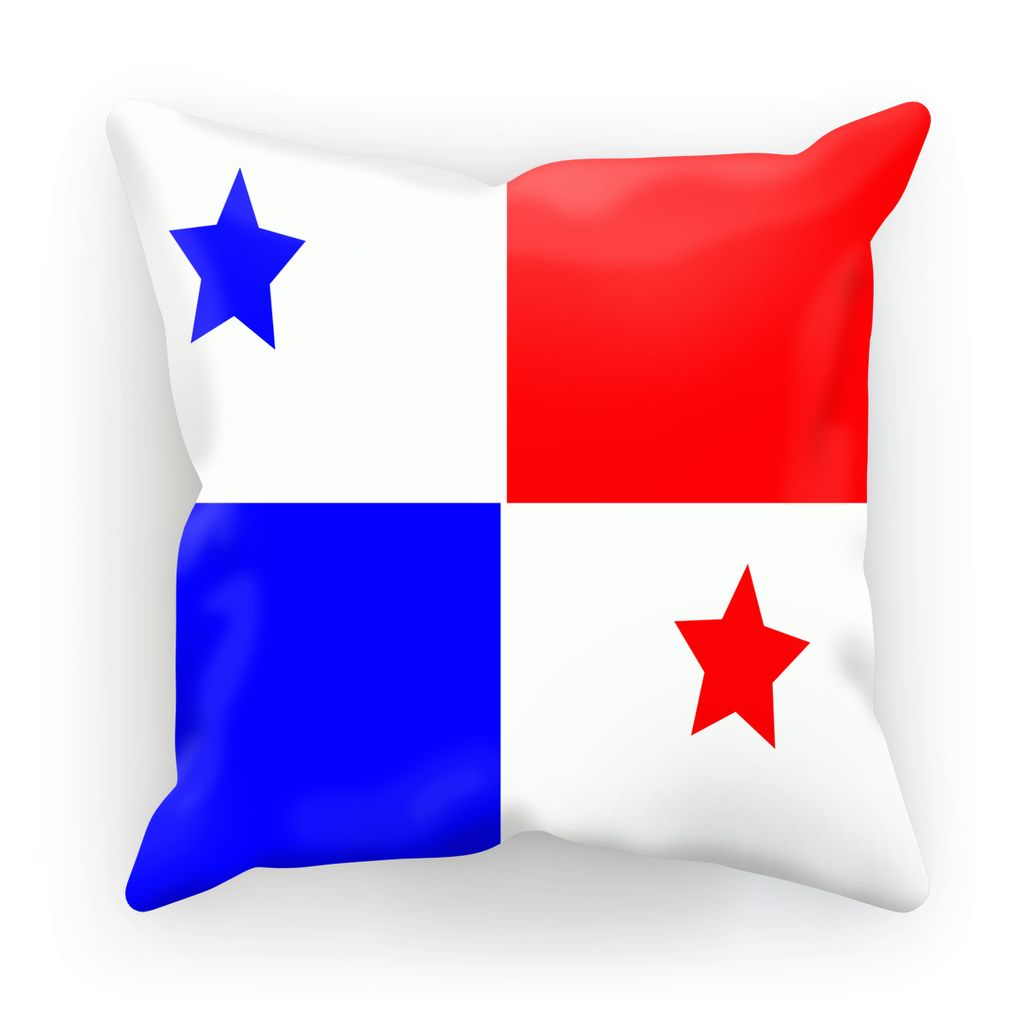 Flag Of Panama Cushion Homeware Flagdesignproducts.com