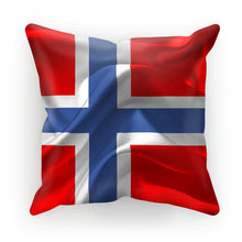 Flag Of Norway Cushion Homeware Flagdesignproducts.com