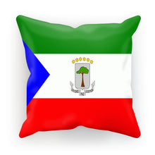 Flagof Equatorial Guinea Cushion Homeware Flagdesignproducts.com