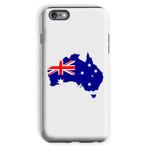 Australia Continent Flag Phone Case & Tablet Cases Flagdesignproducts.com