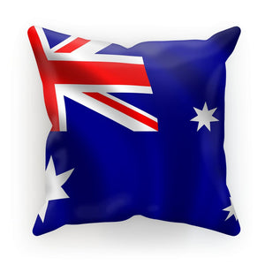 Wawing Australia Flag Cushion Homeware Flagdesignproducts.com