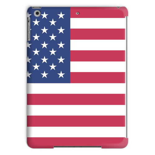 Basic Usa Flag Tablet Case Phone & Cases Flagdesignproducts.com