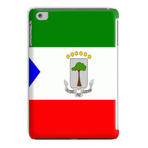 Flagof Equatorial Guinea Tablet Case Phone & Cases Flagdesignproducts.com