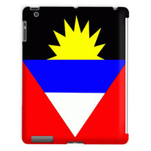 Flag Of Antigua And Barbuda Tablet Case Phone & Cases Flagdesignproducts.com