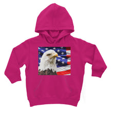 American Eagle And Usa Flag Kids Hoodie Apparel Flagdesignproducts.com