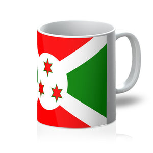 Flag Of Burundi Mug Homeware Flagdesignproducts.com